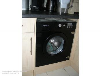 Встраиваемые стиральные машины De Dietrich